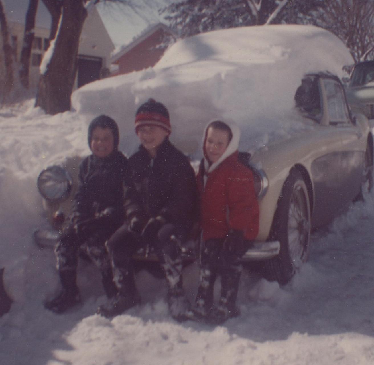 Boys Feb 1965