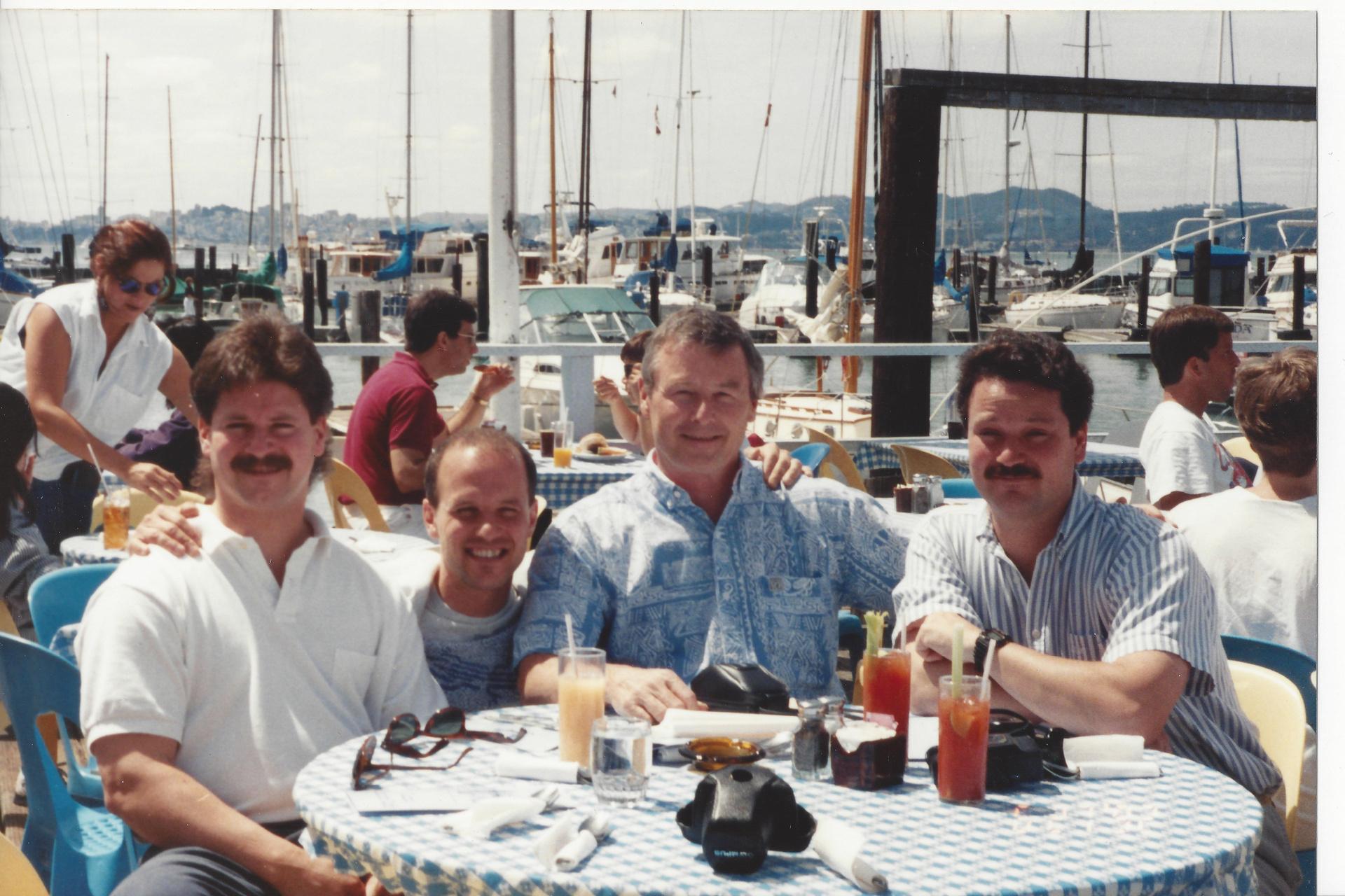 JRD Sausalito June 26, 1995