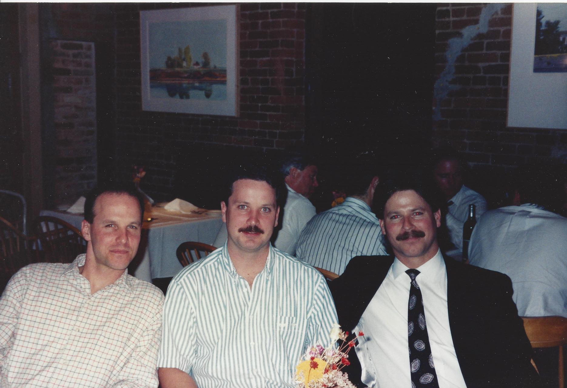 Jamie, John & Jeff