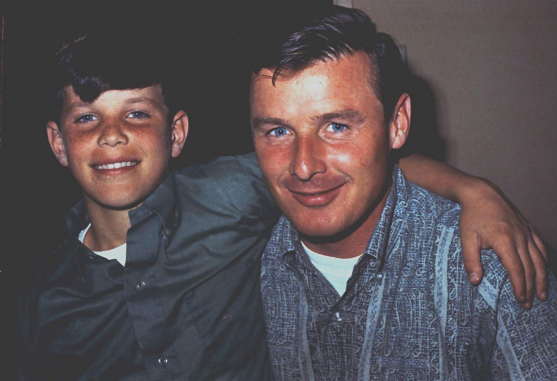 John & Dad_2
